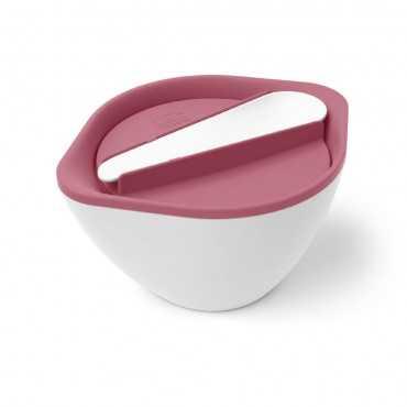 MB bowl pink
