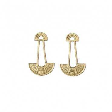 Cronos earrings