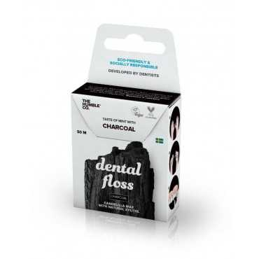 Dental Floss - Charcoal