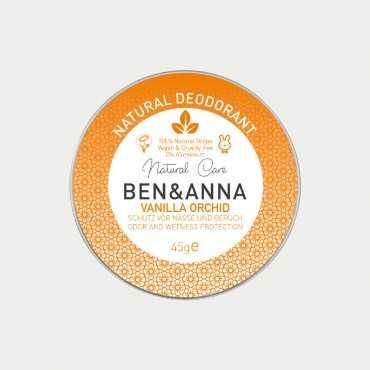 Vanilla Deo Cream