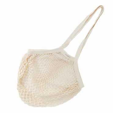Net Bag White - Long